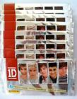 One Direction 1D Photo Trading Cards Panini 3 Packs 6 Ea Great Large Photocard