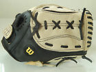 Wilson Genuine Leather Youth A2451 Baseball Glove 11 Inch Right Hand Throw EUC