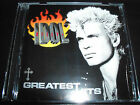 Billy Idol Greatest Hits Very Best Of CD - New