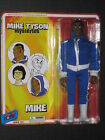 MIKE TYSON MYSTERIES RETRO MEGO STYLE ACTION FIGURE HOODED SWEATSUIT BOOTS NEW
