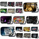 Waterproof Shockproof Wallet Carrying Case Bag Cover for HTC Smartphone