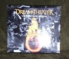 Rare Dream Theater Live Scenes From New York 3 CD & T-Shirt Import Box Set NEW