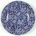 Queens CALICO BLUE (MALAYSIA) Salad Plate 6135161