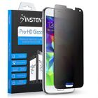 Privacy Anti Spy Tempered Glass Screen Protector for Samsung Galaxy S5
