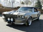 Ford Mustang Completely Restored Eleanor Mustang Convertible 1967 68 shelby mustang eleanor convertible