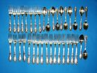 Antique Alvin Sterling Silverware Service Set for 12