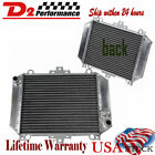 Aluminum Alloy Engine Radiator For Kawasaki GPZ500S GPZ500 Ninja 500R 1994-04