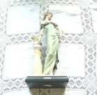 Large Giuseppe Armani Morning Rose Lady with Roses  Limited Edition Capodimonte