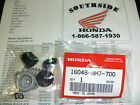 GENUINE HONDA CARBURETOR FUEL PUMP SET BEWARE OF CHEAP KNOCKOFFS
