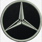 LOVE IT OR ITS FREE MERCEDES BENZ logo Embroidered Patch Iron on or sew