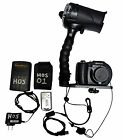 Sealife DC1200 Underwater Scuba Diving Camera Dive with Travel Case