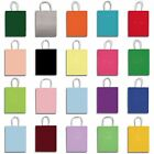 15 X Large Clay Coat Paper Party Supplies Favor Gift Bags with Handle