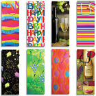 13 Printed Paper Party Supplies Favor Gift Wine Bottle Bags with Handle