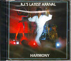 R.J.'s Latest Arrival - Harmony 1984 +3 BT CD Limited Edition 300 copies Only