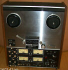 TEAC A-3340 Simul-Sync 4-Channel Reel to Reel Stereo Tape Decks Instruction Book