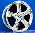 BMW 325i 328i 330i 17 INCH SPORT CHROME WHEEL EXCHANGE STYLE  119 RIMS 59430