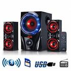 beFree Sound BFS-99X*2.1 Channel Surround*BLUETOOTH*Home Theater SPEAKER SYSTEM
