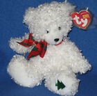 TY MERRYBELLE the BEAR BEANIE BABY - MINT with MINT TAGS