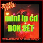 APRIL WINE Japan MINI LP SHM-CD x 5 titles + PROMO BOX set!!