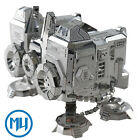 3D Metal Puzzle DIY Model StarCraft Terran Human Barracks Base Gray Silver