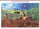 Nature In America USPS Stamps Sheet MNH Scott 3506 Great Plains Prairie 10x34