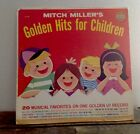 Vintage Mitch Millers Golden Hits For Children Kids Music