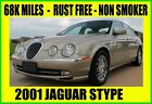2001 Jaguar S-Type 4.0L V8 for $5000 dollars