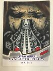 2012 Topps Star Wars Galactic Files Trading Cards 17