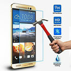 9H Premium Tempered Glass HD Screen Protector Film Guard For HTC Models