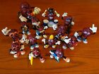 California Raisins Vintage PVC Figurine Lot Fast Food Toys Hardees