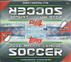 2016 Topps Major League Soccer MLS Trading Cards Sealed 24pk Retail Box =144 Crd