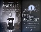 Ransom Riggs SIGNED Hollow City 1st Ed+Photos! Bk 2 of Miss Peregrine's Peculiar