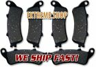 Honda F+R Brake Pads ST 1300 (2002-2007) VTX 1800 (2002-2013) NEW