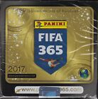 2017 Panini FIFA 365 soccer stickers sealed unopened box 50 packs of 7