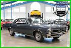 Pontiac GTO 1966 Pontiac GTO 389ci 3x2bbl 360hp V8 4 Speed Manual Numbers Matching 66