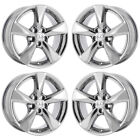 18 LEXUS RX350 RX450 PVD CHROME WHEELS RIMS FACTORY OEM SET 4 74253 EXCHANGE