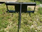 Bale Spear 48 for skid steer style quick attach