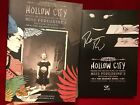 SIGNED RANSOM RIGGS Miss Peregrine's Peculiar Children Graphic Novel:Hollow City
