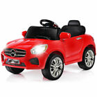 6V Kids Ride On Car RC Remote Control Battery Powered LED Lights Christmas Gift