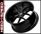 20 XO Athens Gloss Black Concave Wheels for Nissan Altima Maxima Coupe