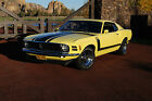 1970 Ford Mustang 1970 Ford Mustang Boss 302 Survivor Same Owner Since 197848128 miles