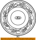 FORD OEM 04 07 E 350 Super Duty Wheels Cover 4C2Z1130AB