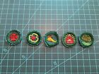 1938 1947 silver green Girl Scout badges lot A
