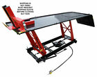 NEW Redline Engineering LD1K 1000 lb Motorcycle Lift Lifting Table Wheel Vise