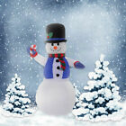 53Ft Airblown Inflatable Christmas Xmas Snowman Decor Lighted Lawn Yard Outdoor