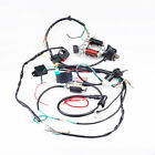 Complete Electrics Coil CDI Wiring Harness ATV KLX Stator 50cc 70cc 125cc top