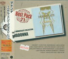 Madonna - The Immaculate Collection Japan CD Rare WPCR-10843 Best Pack 21 NEW