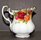 Royal Albert Old Country Roses CREAMER Pitcher 3 1/2