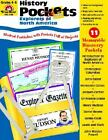 History Pockets  Explorers of North America Grades 4 6 by Evan Moor and