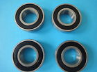 Westwood Countax 6205 RS cutter deck spindle Bearings 10806600 x4 high quality